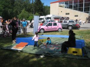 Familjedag med ICA Ekängen - Sundbyholmstravet, Eskilstuna ...